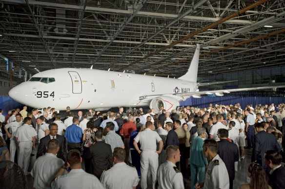 P-8A_T3_rollout