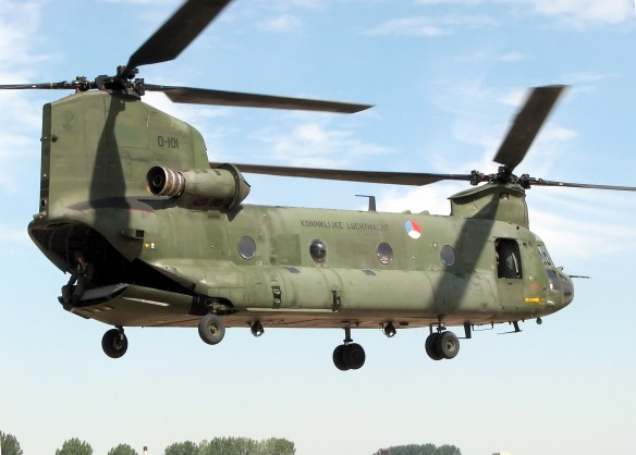 CH-47 Chinook Royal Netherlands Air Force
