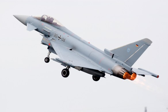 Eurofighter Typhoon Luftwaffe