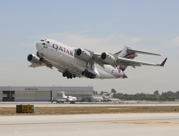 Second C-17 for Qatar