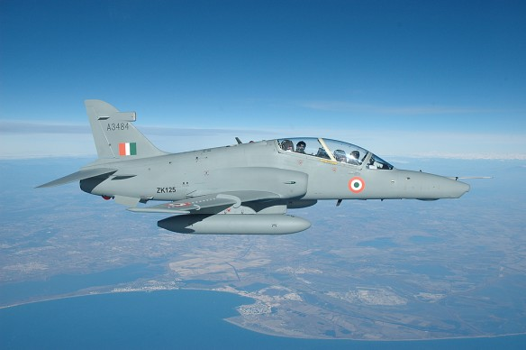 BAe Systems Hawk 132 AJT India