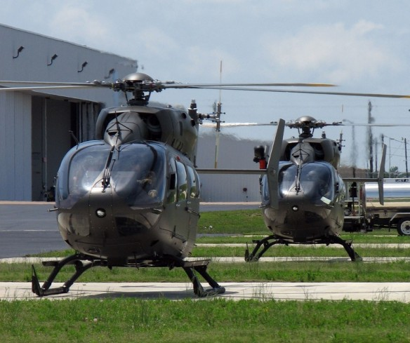 UH-72A Lakota National Guard