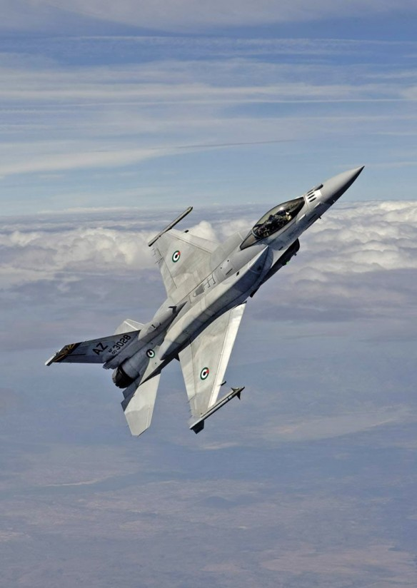 F-16E Block 60 (Tucson Training Squadron)