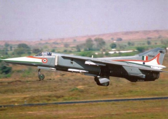 Indian Air Force MiG-27