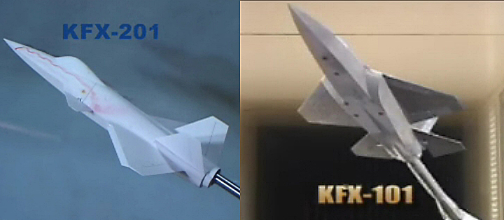 5th gen light mulltirole fighter/Mikoyan LMFS - Page 14 KF-X_201_KF-X_101