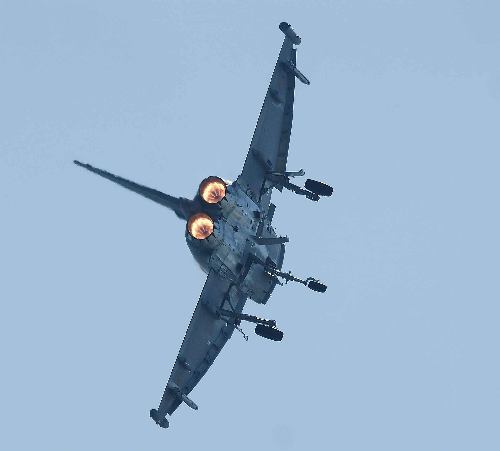 Spanish Eurofighter Typhoon