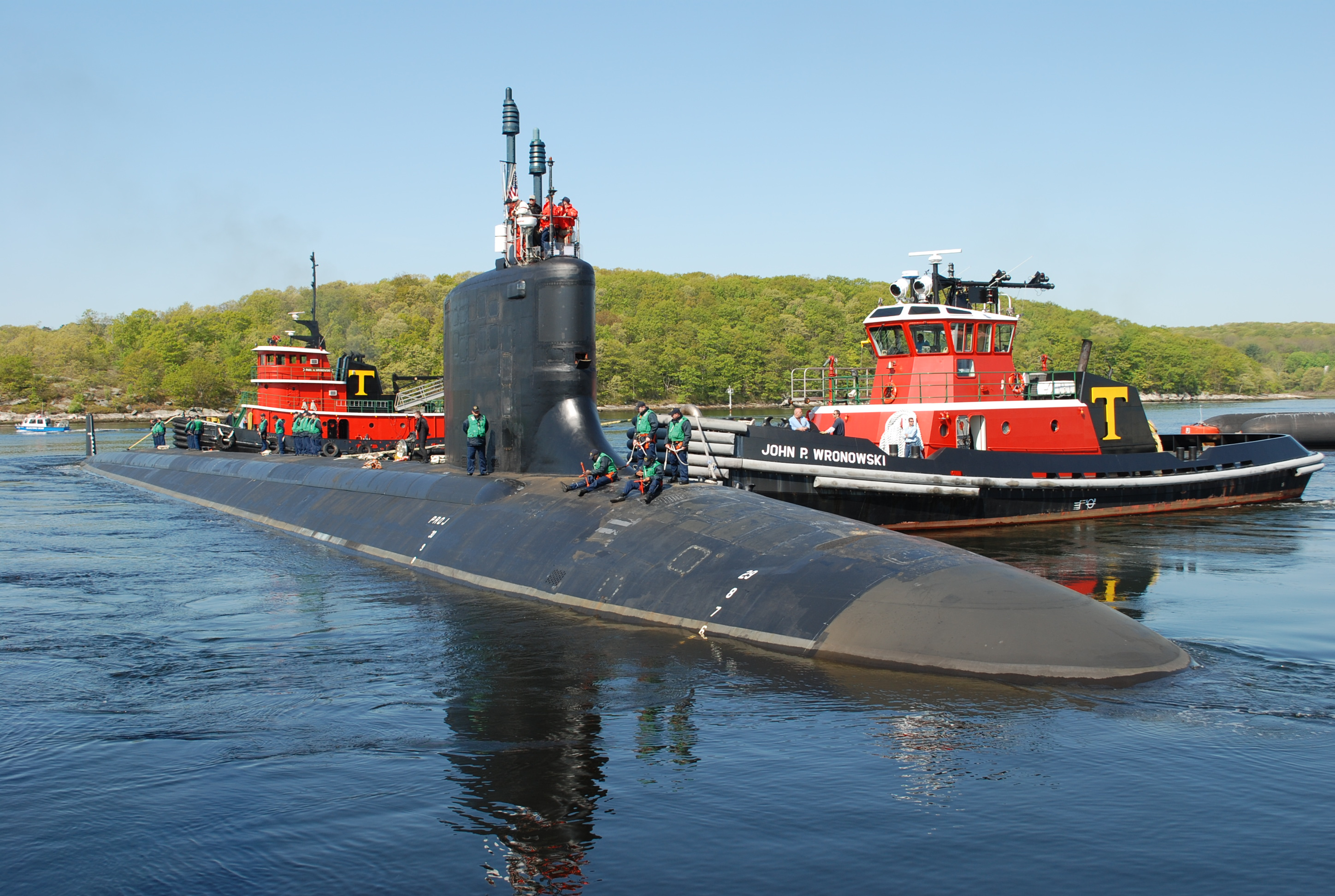 USS Hawaii (SSN 776)