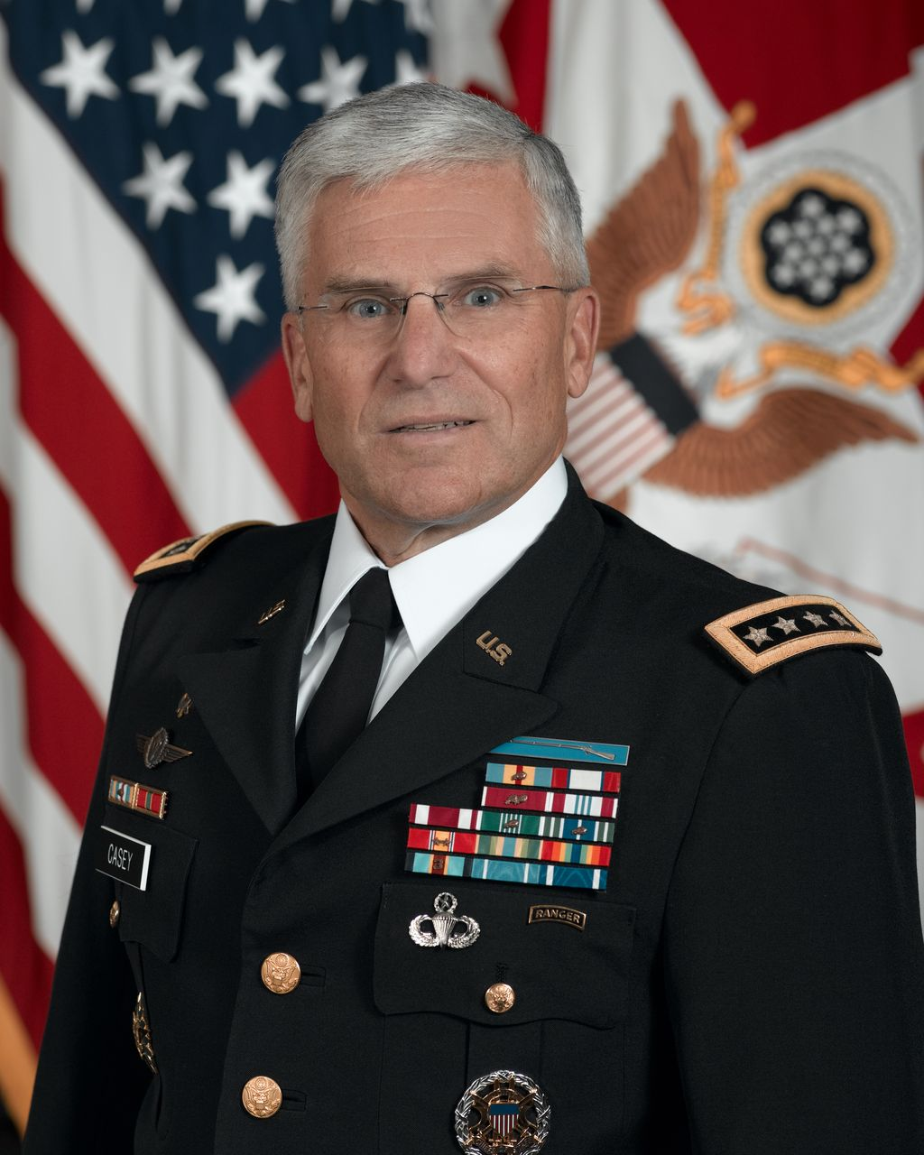 George W. Casey, Jr.