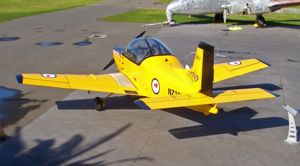 RNZAF PAC CT-4E Airtrainer