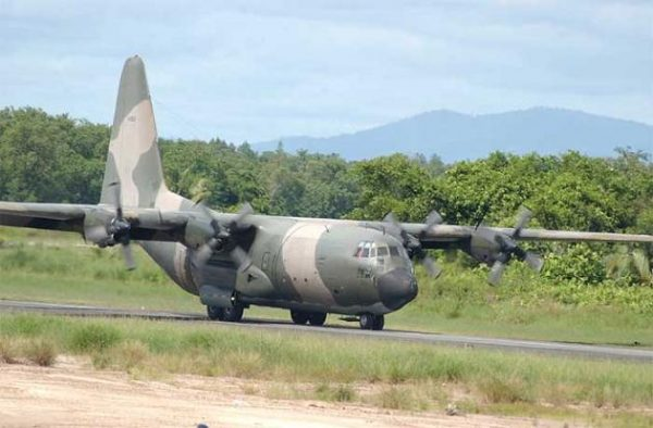 C-130 Hercules - Indonesian Air Force