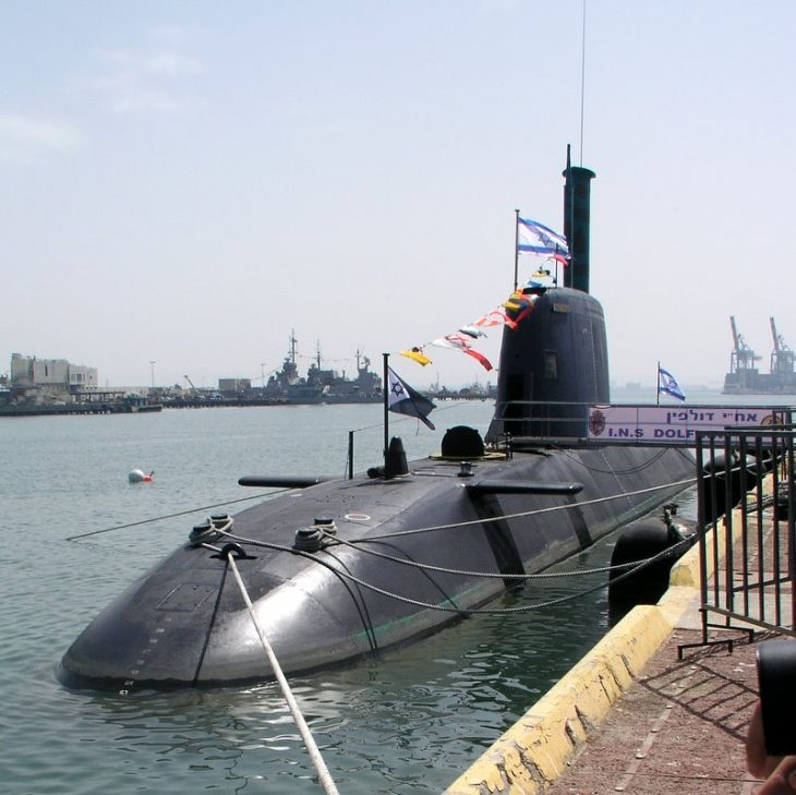 INS Dolphin