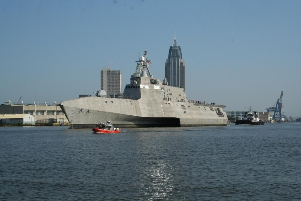 LCS 2 / USS Independence
