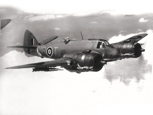 Bristol Beaufighter | Forrás: ww2today.com