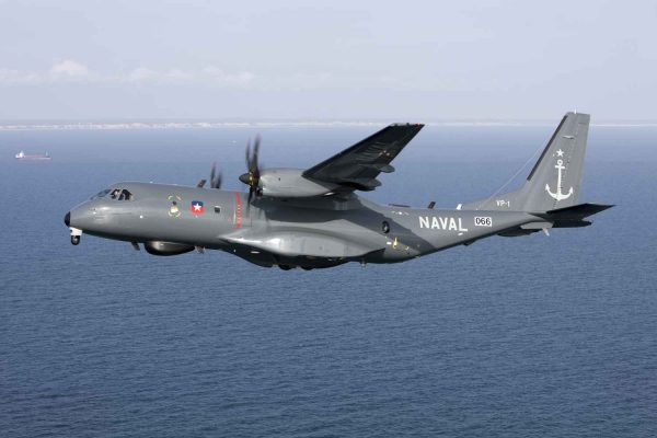 Chilei C-295MPA  | Forrás: aviationnews.eu