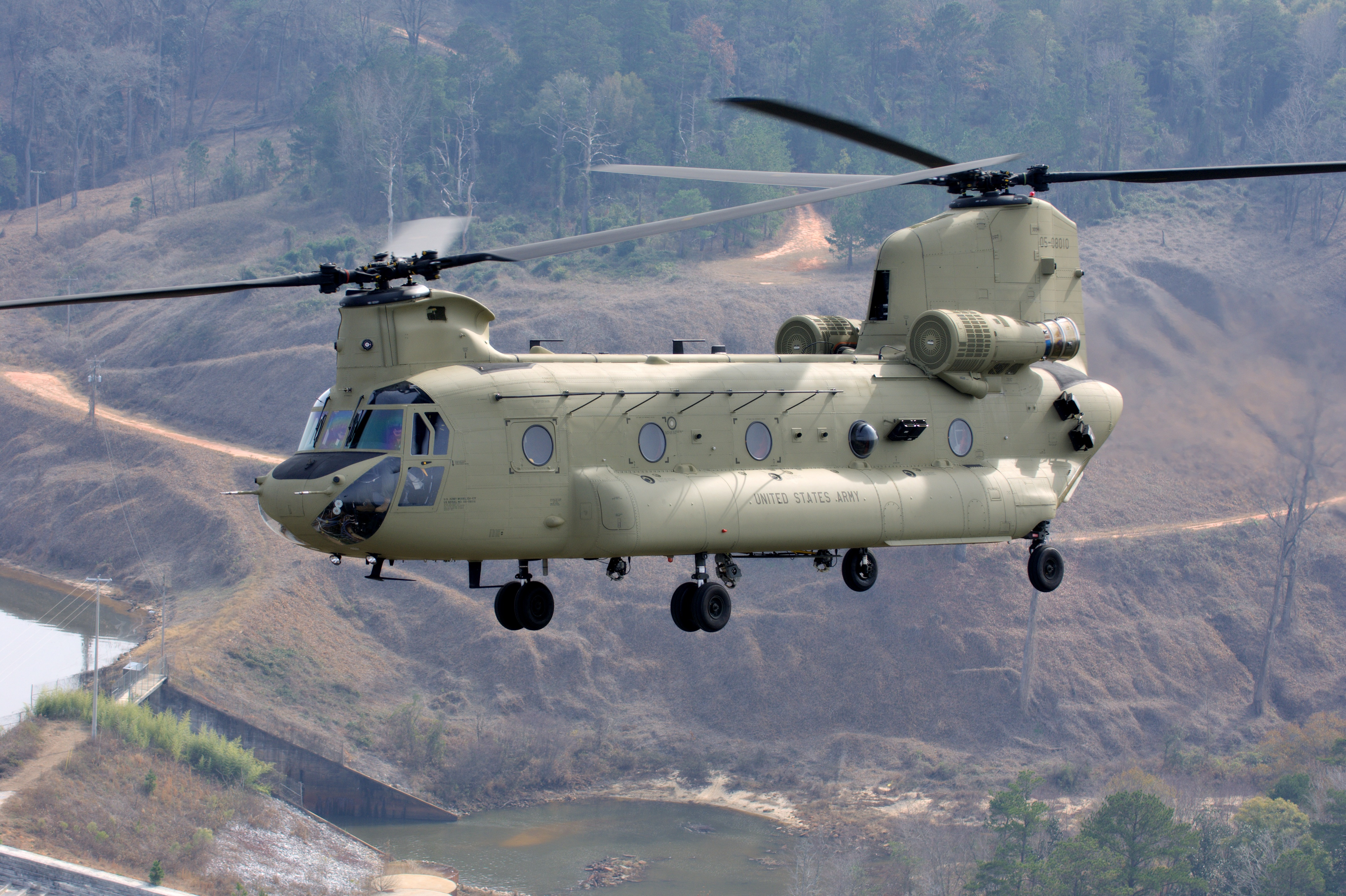 Boeing CH-47F Chinook | Fotó: US Army