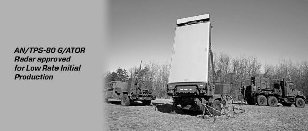 AN/TPS-80 Ground/Air Task Oriented Radar | Fotó: northropgrumman.com