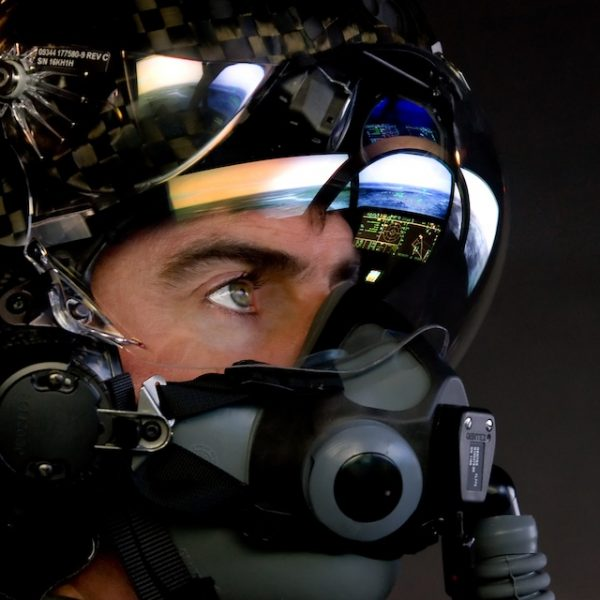 Helmet Mounted Display | Fotó: Lockheed Martin