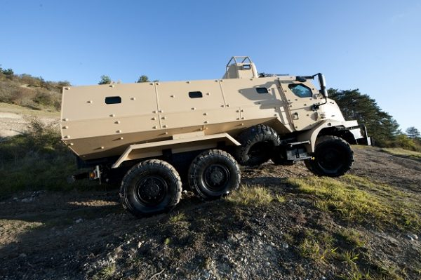 Renault Defense HIGUARD | Fotó: renault-trucks-defense.eu