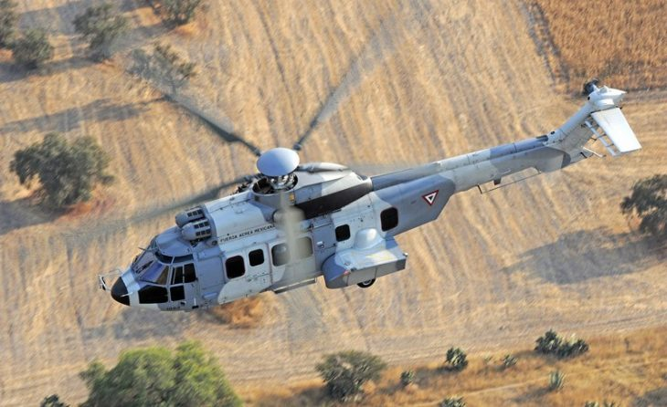 Mexikói H225M   Fotó: Airbus Helicopters