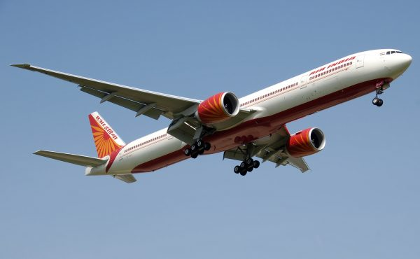 Air India B777-300ER | Fotó: commons.wikimedia.org