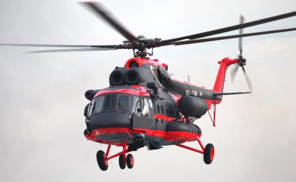 Forrás: Russian Helicopters
