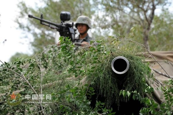 ... álcázva ... | china-defense.com