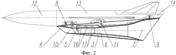 Russian patent for hypersonic weapon